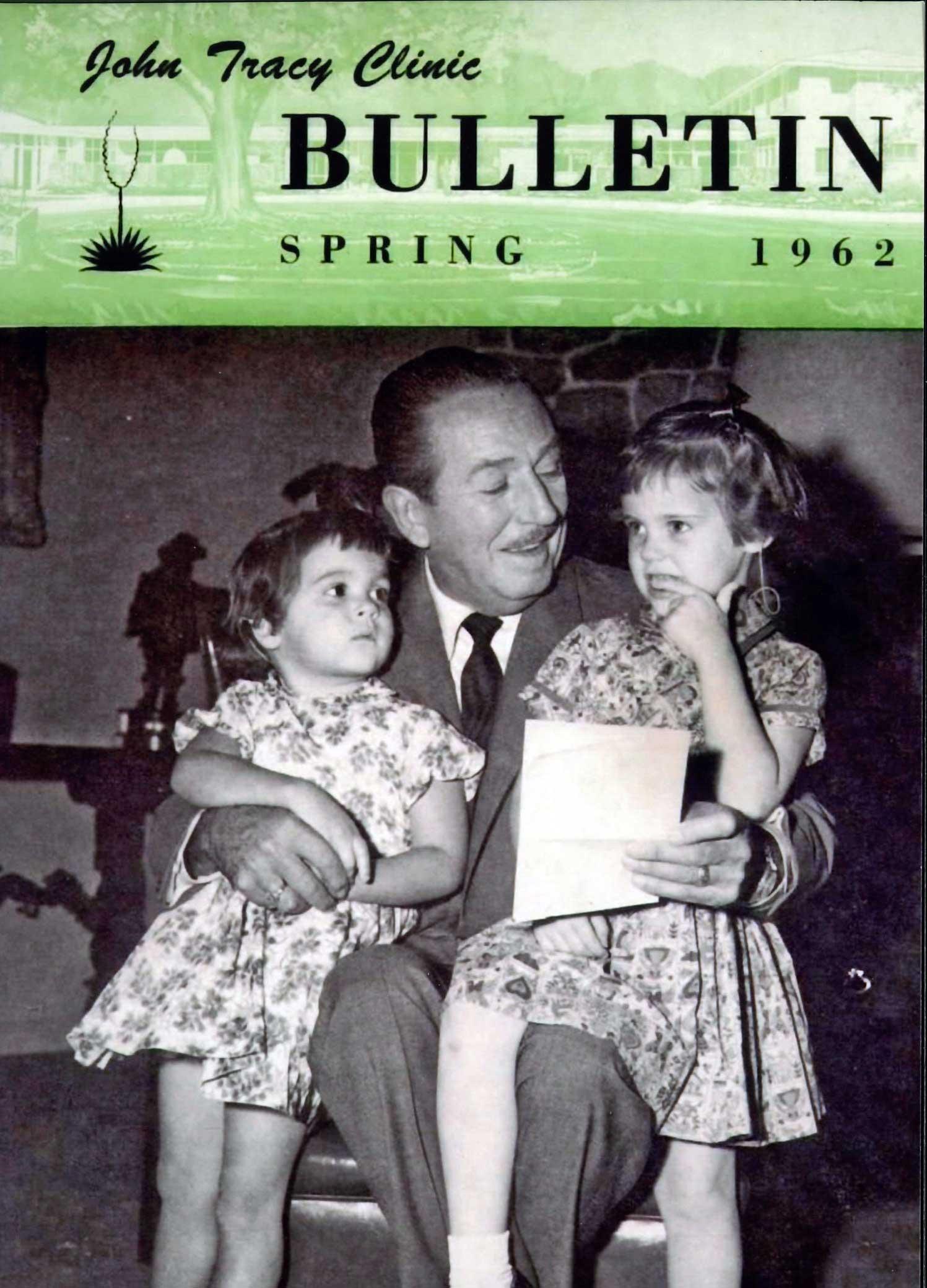 Walt Disney with Kids