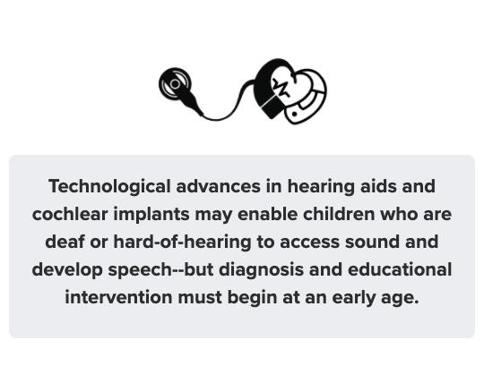 Hearing Aid Info Box